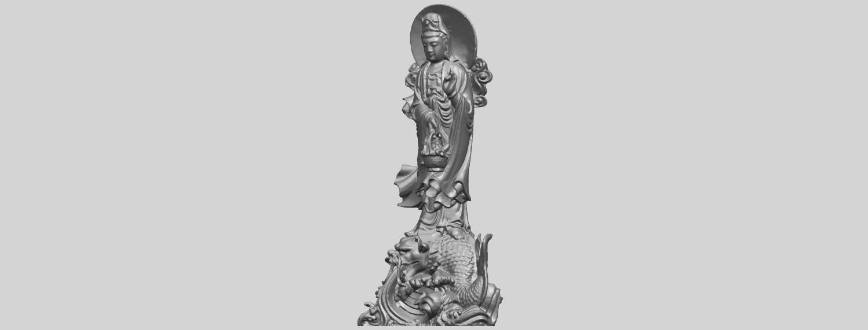 07_TDA0197_Avalokitesvara_Buddha_(with_fish)_(ii)_88mmA02.png Download free STL file Avalokitesvara Bodhisattva (with fish) 02 • 3D printer template, GeorgesNikkei