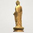 Télécharger plan imprimante 3D gatuit Gautama Bouddha Debout 02, GeorgesNikkei