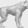 14_TDA0610_WolfA07.png Download free STL file Wolf • 3D printable design, GeorgesNikkei