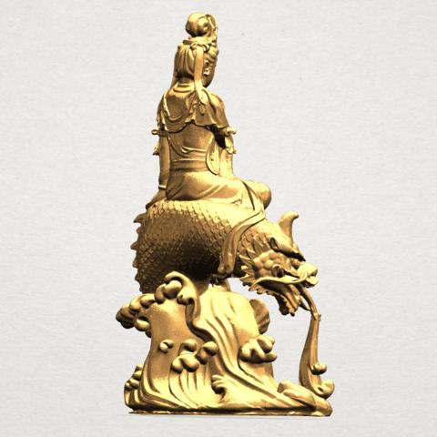 Avalokitesvara Bodhisattva (with fish) 88mm - A05.png Télécharger fichier 3DS gratuit Avalokitesvara Bodhisattva (avec poisson) 01 • Modèle imprimable en 3D, GeorgesNikkei