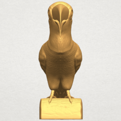 3D file Toucan Bird, Miketon
