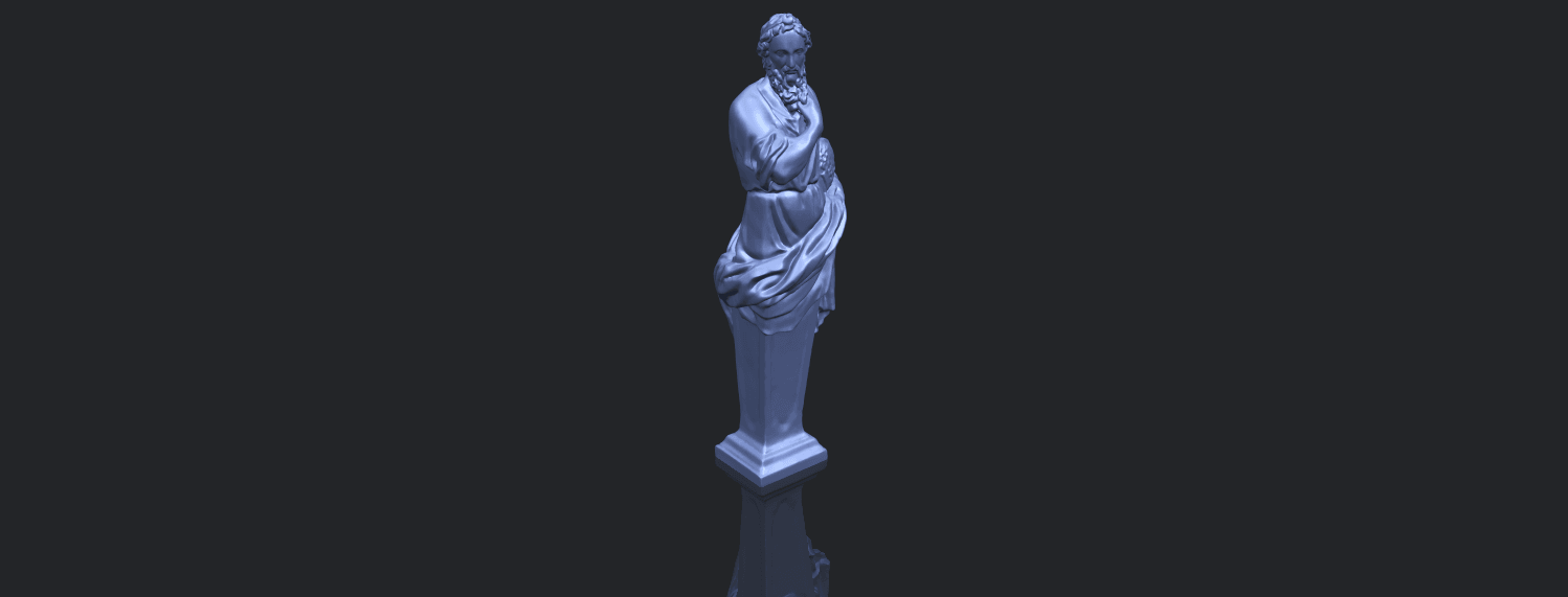 06_TDA0460_Plato_ex1900B00-1.png Download free STL file Plato • 3D printing template, GeorgesNikkei