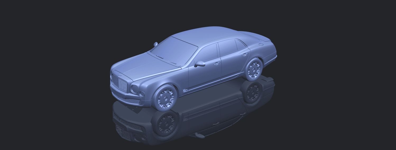 TDB004_1-50 ALLA00-1.png Download free STL file Bentley Arnage 2010 • 3D printing template, GeorgesNikkei
