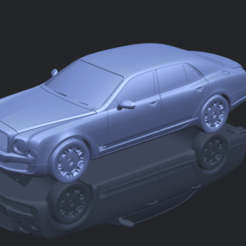 Bentley Arnage 2010 3D model, Miketon
