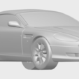 Télécharger fichier STL gratuit Aston Martin DB9 Cabriolet DB9 Cabriolet, GeorgesNikkei
