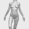 Download free 3D printer files Naked Girl J09, GeorgesNikkei