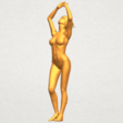 TDA0627 Naked Girl C03 A03.png Download free STL file Naked Girl C03 • 3D printer template, GeorgesNikkei