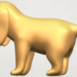 TDA0533 Puppy 01 A06.png Download free STL file Puppy 01 • 3D printer template, GeorgesNikkei