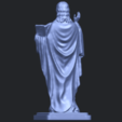 19_TDA0237_Jesus_vB06.png Download free STL file Jesus 05 • 3D print object, GeorgesNikkei
