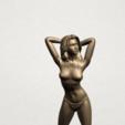 Free STL Sexy Girl 02, GeorgesNikkei