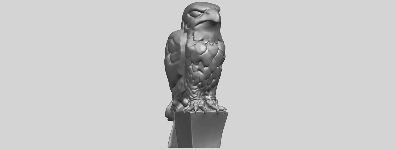 TDA0748_Eagle_05A08.png Télécharger fichier STL gratuit Aigle 05 • Design à imprimer en 3D, GeorgesNikkei