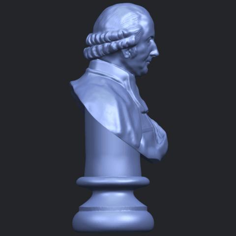 24_TDA0620_Sculpture_of_a_head_of_man_02B09.png Télécharger fichier STL gratuit Sculpture d'une tête d'homme 02 • Design à imprimer en 3D, GeorgesNikkei