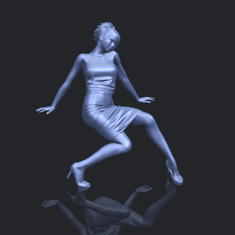 15_TDA0662_Naked_Girl_G10B00-1.png Download free STL file Naked Girl G10 • 3D printable template, GeorgesNikkei