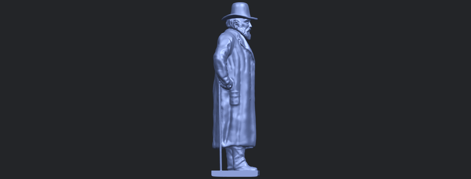 08_TDA0210_Sculpture_of_a_man_88mmB09.png Download free STL file Sculpture of a man 02 • Object to 3D print, GeorgesNikkei