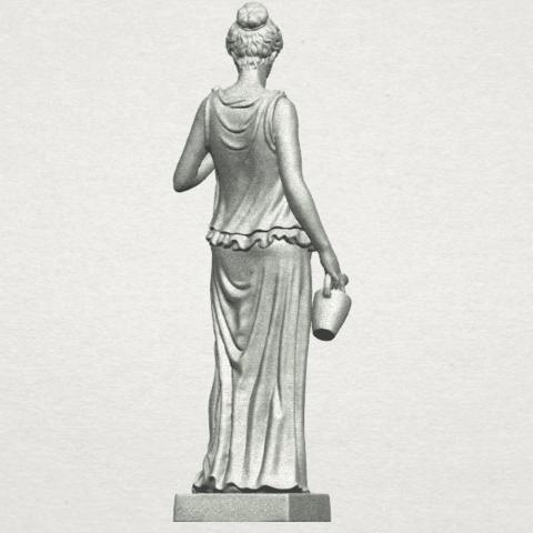 TDA0251 Beautiful Girl (iii) A06.png Download free STL file Beautiful Girl 03 • 3D print template, GeorgesNikkei