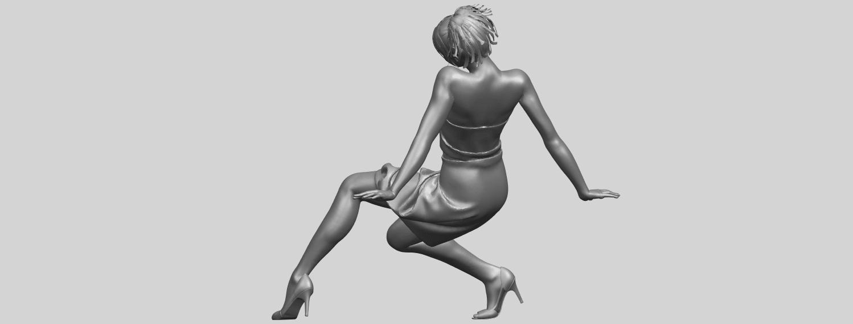 19_TDA0661_Naked_Girl_G09A05.png Télécharger fichier STL gratuit Fille nue G09 • Design pour impression 3D, GeorgesNikkei