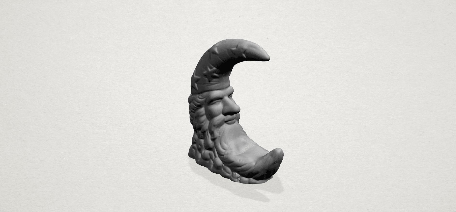 Moon - A03.png Télécharger fichier STL gratuit Lune • Design pour impression 3D, GeorgesNikkei