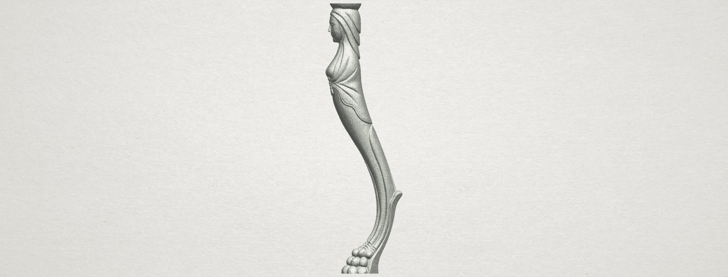 TDA0263 Table Leg (i) A01.png Download free STL file Table Leg 01 • Design to 3D print, GeorgesNikkei