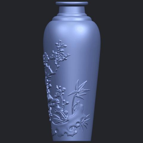 18_TDA0498_Vase_01B04.png Télécharger fichier STL gratuit Vase 01 • Modèle pour impression 3D, GeorgesNikkei
