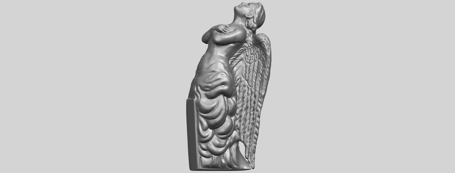04_Angel_iii_88mmA03.png Download free STL file Angel 03 • 3D printable object, GeorgesNikkei