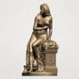 Naked Girl (i) A02.png Download free STL file Naked Girl 01 • 3D printing model, GeorgesNikkei