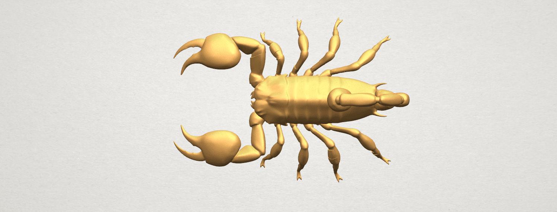 TDA0603 Scorpion A01 ex350.png Télécharger fichier STL gratuit Scorpion • Objet pour imprimante 3D, GeorgesNikkei
