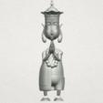 TDA0245 Pilgrimage-Tang Seng A01.png Download free STL file Pilgrimage-Tang Seng • 3D printable template, GeorgesNikkei