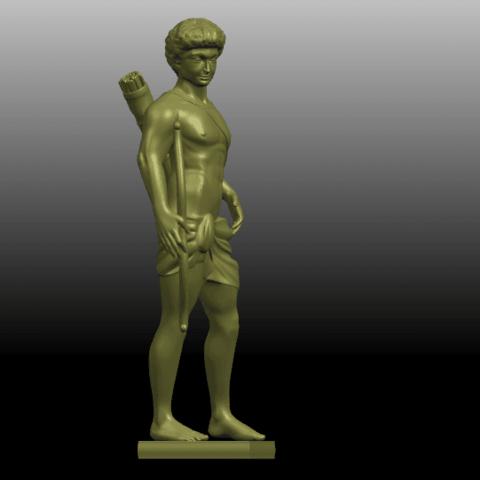 10.png Download free STL file Michelangelo 02 • Template to 3D print, GeorgesNikkei