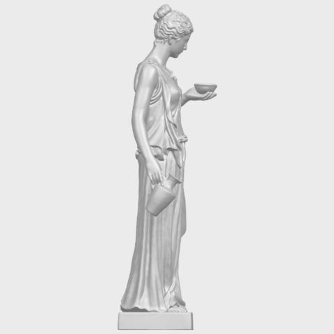 11_TDA0251_Beautiful_Girl_03_STLA09.png Download free STL file Beautiful Girl 03 • 3D print template, GeorgesNikkei