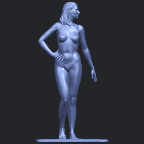 11_TDA0465_Naked_Girl_19_ex800B01.png Download free STL file Naked Girl 19 • 3D printer template, GeorgesNikkei
