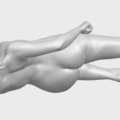 06_TDA0279_Naked_Girl_A06A08.png Download free STL file Naked Girl A06 • 3D printing template, GeorgesNikkei