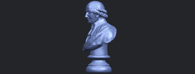 24_TDA0620_Sculpture_of_a_head_of_man_02B03.png Télécharger fichier STL gratuit Sculpture d'une tête d'homme 02 • Design à imprimer en 3D, GeorgesNikkei