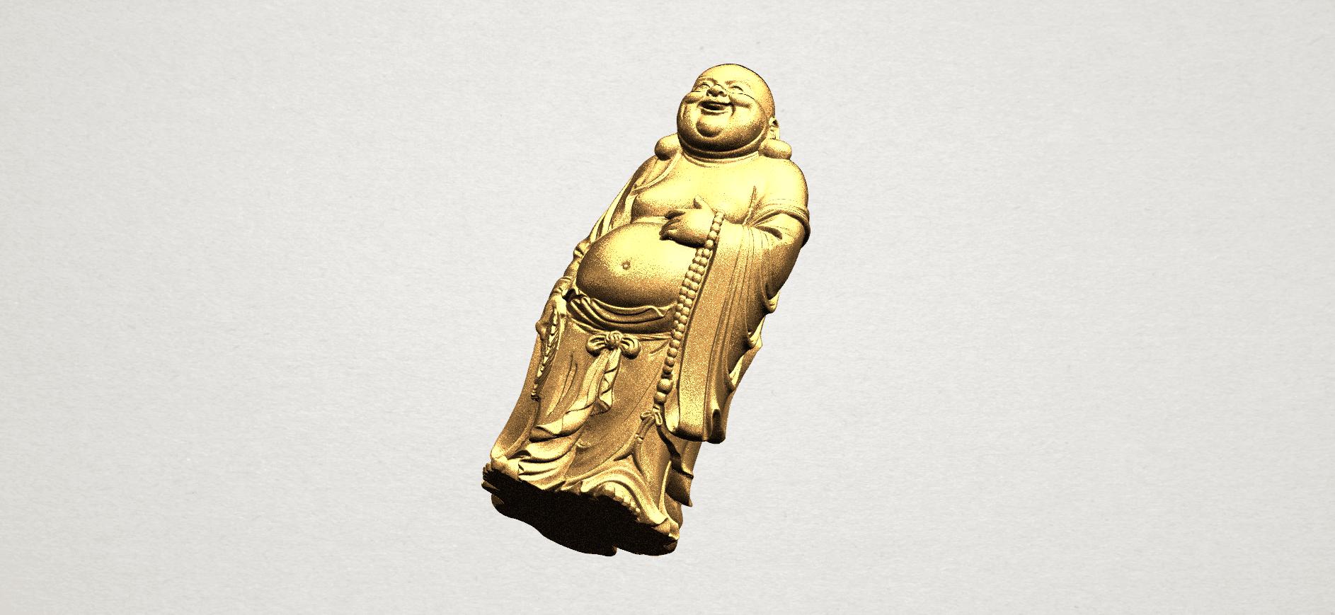 TDA0070 Metteyya Buddha 01 - 88mm - A06.png Download free STL file Metteyya Buddha 01 • 3D print object, GeorgesNikkei