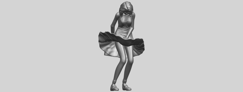 TDA0715_Beautiful_Girl_15A01.png Télécharger fichier STL gratuit Belle Fille 15 ans • Plan pour impression 3D, GeorgesNikkei