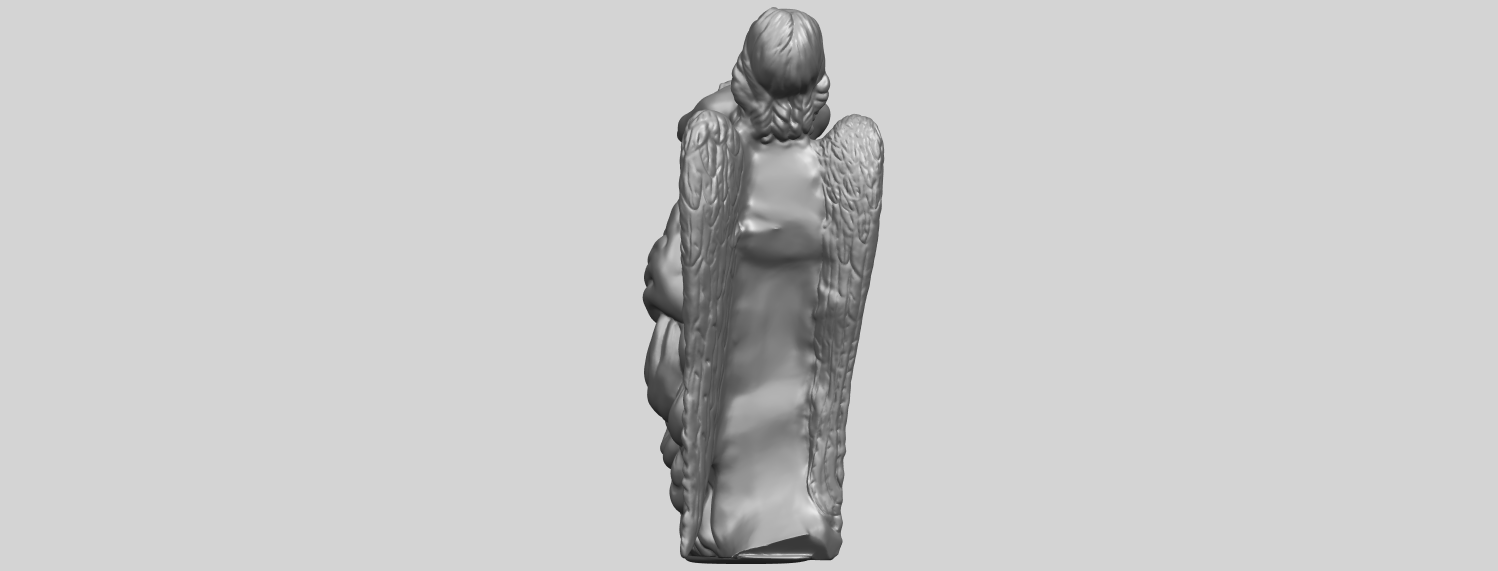 04_Angel_iii_88mmA06.png Download free STL file Angel 03 • 3D printable object, GeorgesNikkei