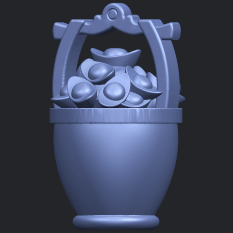 13_TDA0502_Gold_in_BucketB02.png Download free STL file Gold in Bucket • 3D print object, GeorgesNikkei
