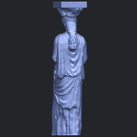 19_Pose_with_Girl_80mmB06.png Download free STL file Pose with Girl • 3D printable template, GeorgesNikkei