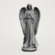 Angel C01.png Download free STL file Angel 01 • 3D printer object, GeorgesNikkei