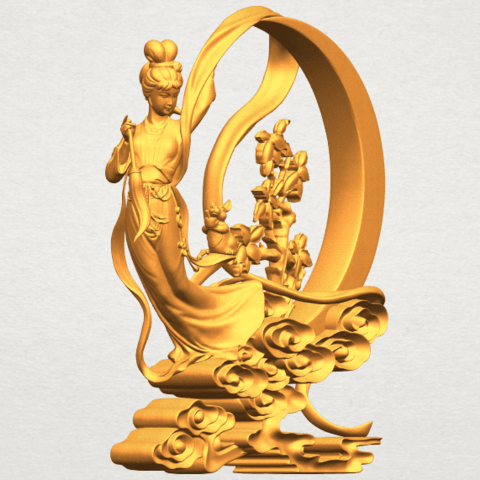 A10.png Download free STL file Fairy 08 • 3D printable model, GeorgesNikkei