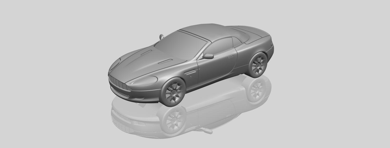 50_TDB007_1-50_ALLA00-1.png Download free STL file Aston Martin DB9 Cabriolet • 3D print model, GeorgesNikkei