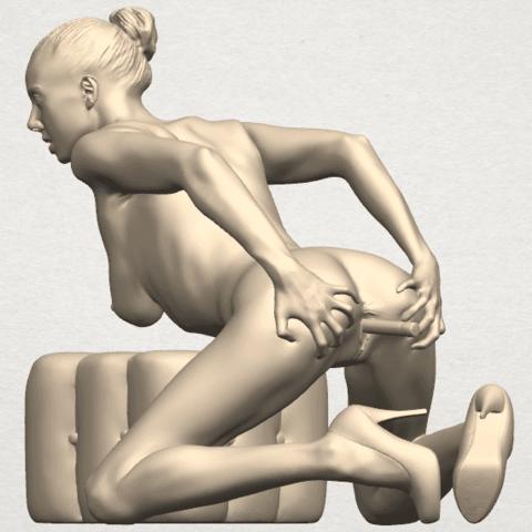 TDA0286 Naked Girl B03 02.png Download free STL file  Naked Girl B03 • 3D printing model, GeorgesNikkei
