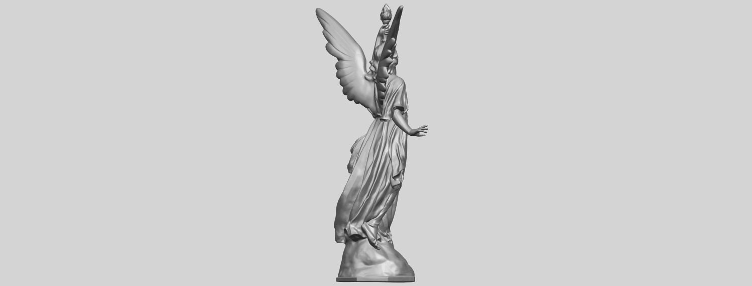 17_TDA0202_Statue_01_-88mmA08.png Download free STL file Statue 01 • Object to 3D print, GeorgesNikkei