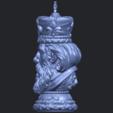 Télécharger plan imprimante 3D gatuit Chess-Le roi des échecs, GeorgesNikkei