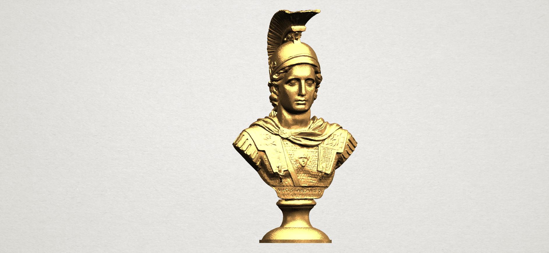 Alexander A01.png Download free STL file Alexander • 3D printer object, GeorgesNikkei