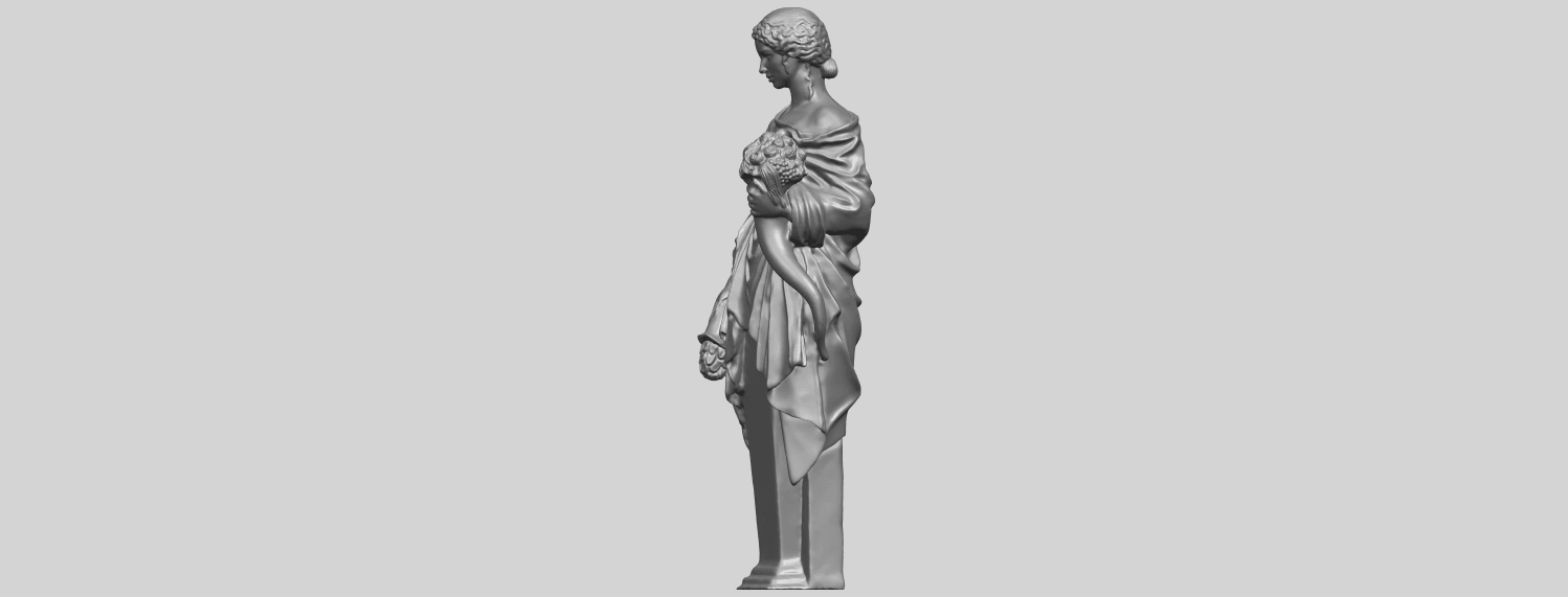 05_TDA0261_Sculpture_of_a_girlA03.png Download free STL file Sculpture of a girl • 3D printable model, GeorgesNikkei