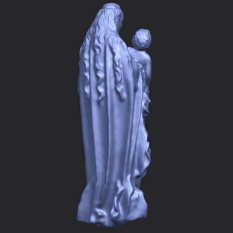 18_TDA0203_Mother_and_Child_(vi)_-88mmstlB08.png Download free STL file Mother and Child 06 • 3D printing template, GeorgesNikkei