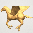 Download free 3D print files Horse 06 Pegasus01, GeorgesNikkei