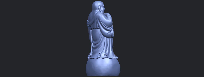 23_TDA0234_Metteyya_Buddha_08B08.png Download free STL file Metteyya Buddha 08 • 3D printing model, GeorgesNikkei