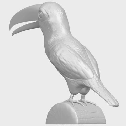 Download free 3D printing designs Toucan Bird ・ Cults