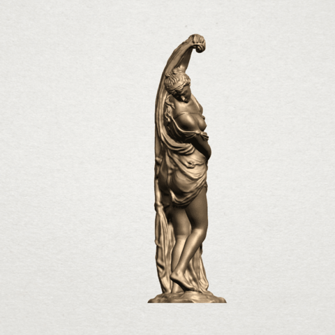 Naked Girl (vii) A06.png Download free STL file Naked Girl 07 • 3D printable design, GeorgesNikkei
